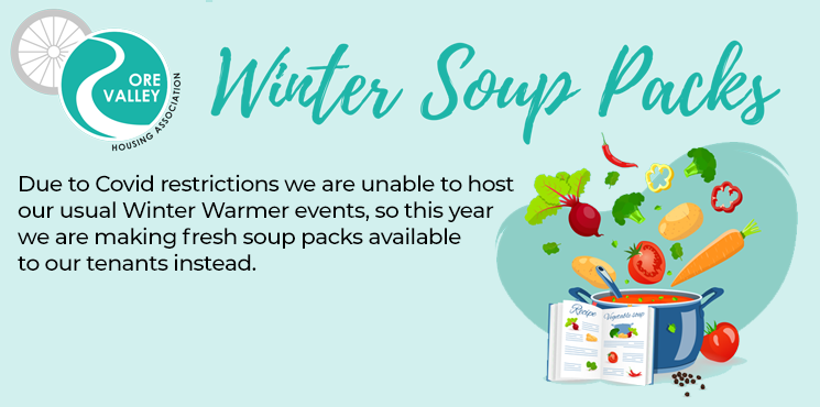 Winter Soup Packs