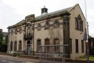 Lochgelly Miners' Institute Before Renovation